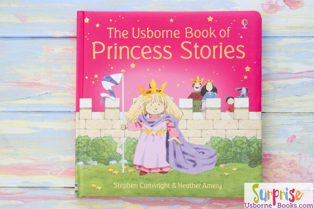 usborne book of princess stories