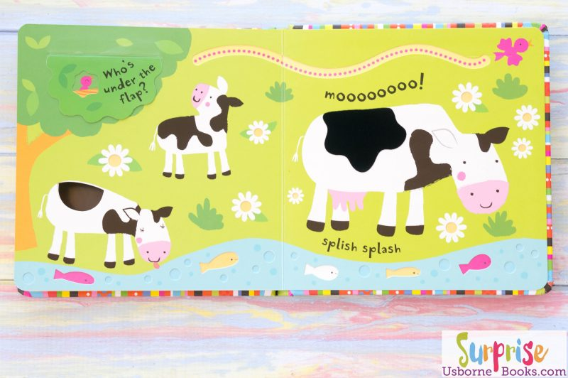 Baby's Very First Touchy Feely Farm Play book 3
