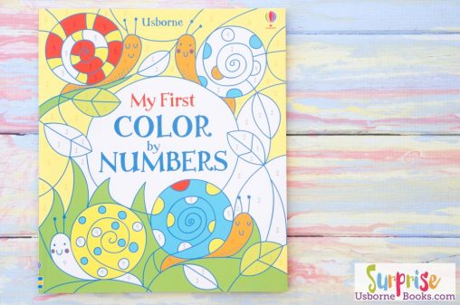Usbonre First Color by Numbers