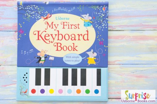 Usborne First Keyboard Book