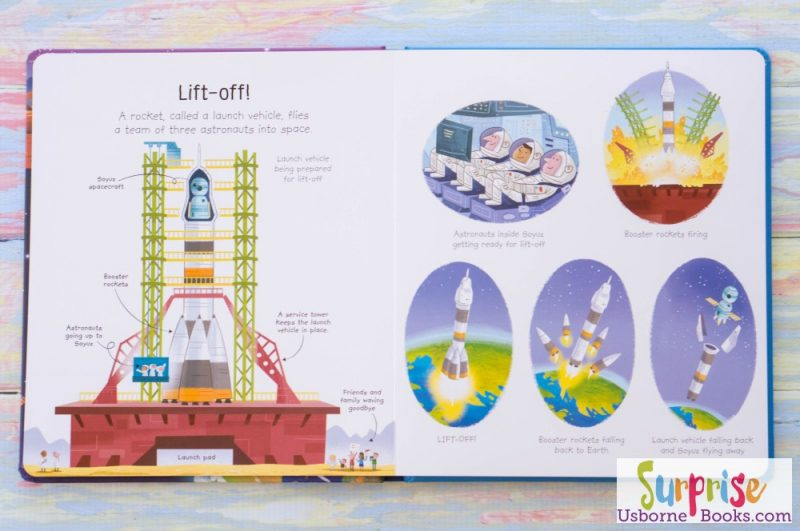 Usborne My Very First Space Book