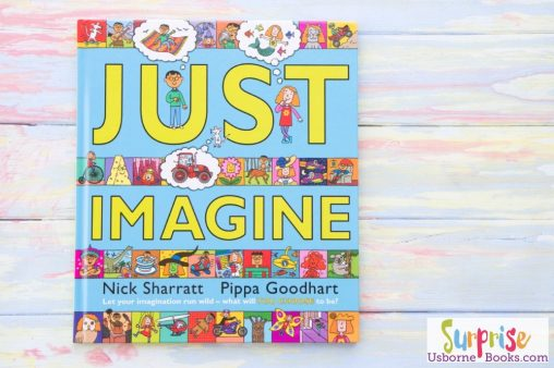 Usborne Just Imagine