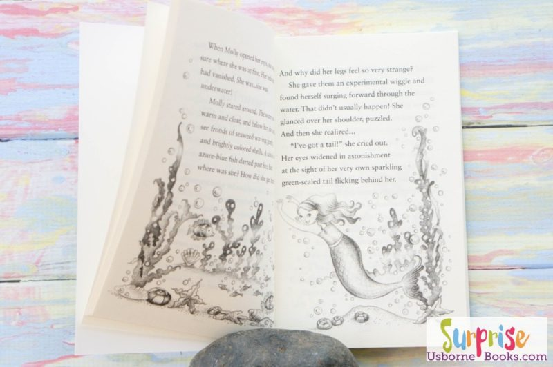 Usborne Secret Mermaid