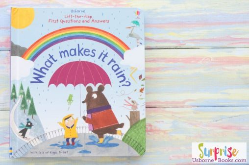 Usborne What Makes it Rain