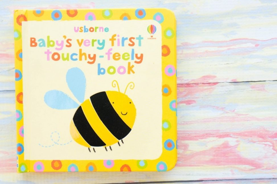 Baby's Very First Touchy-Feely Book UBAM